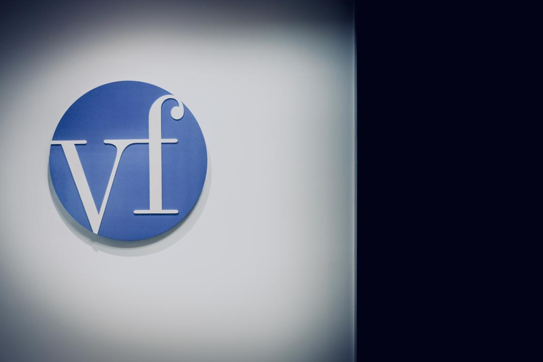 VF Brands Malaysia, KL, Dot Works, Retro, Contemporary, Industrial, Commercial, Logo, Trademark, Light