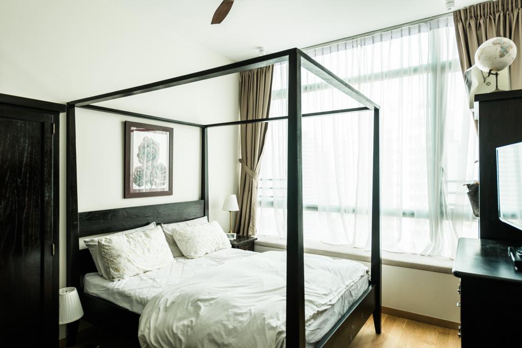 Contemporary, Condo, Bedroom, Martin Place, Interior Designer, Mr Shopper Studio, Indoors, Interior Design, Room, Chair, Furniture