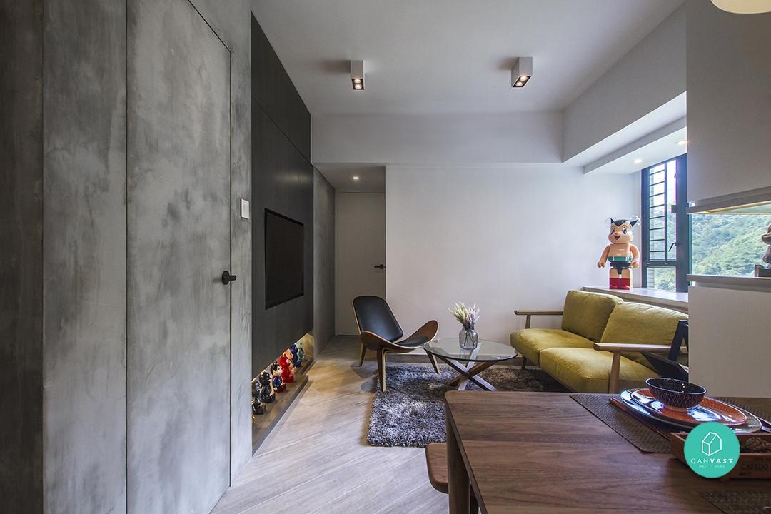 大屋細屋都能擁有:三種尺寸的工業風家居設計要點 10