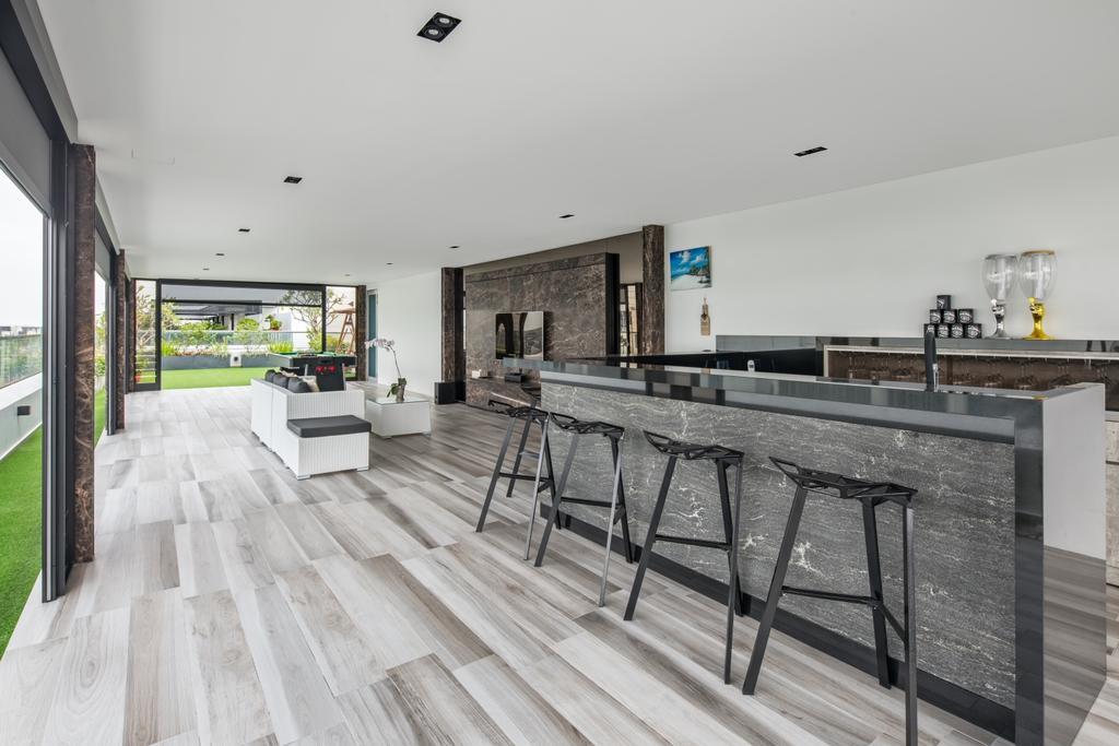 Modern, Condo, Kitchen, A Treasure Trove, Interior Designer, T&T Design Artisan, Kitchen Island