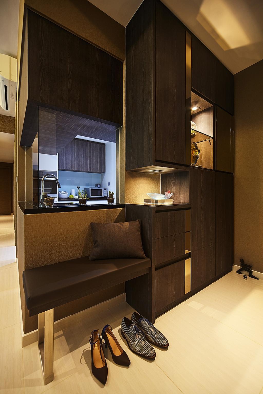 Modern, Condo, The Palette, Interior Designer, I-Bridge Design, Couch, Furniture, HDB, Building, Housing, Indoors, Loft
