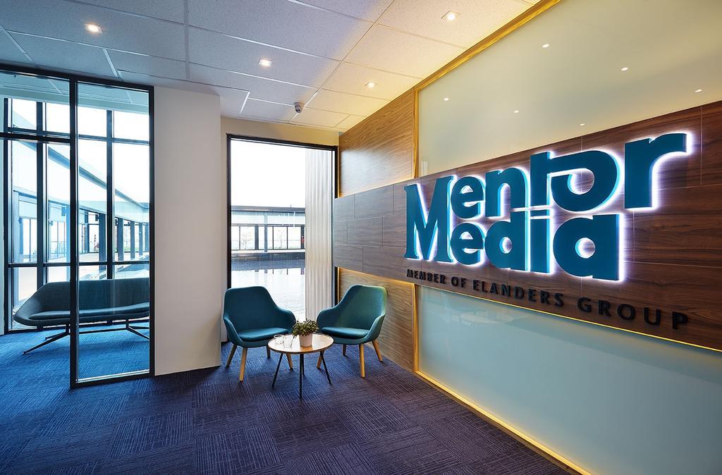 Mentor Media @Jalan Buroh, Commercial, Interior Designer, I-Bridge Design, Scandinavian, Chair, Furniture, HDB, Building, Housing, Indoors, Loft