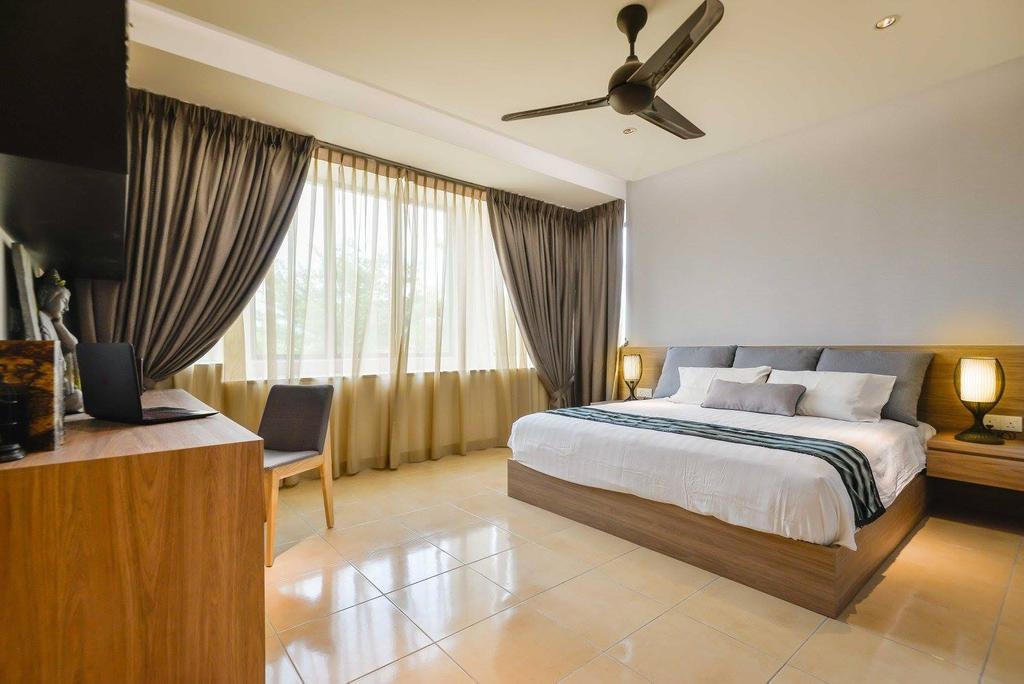 Contemporary, Landed, Bedroom, Laman Rimbunan, Kepong, Interior Designer, Torch Empire, Indoors, Interior Design, Room