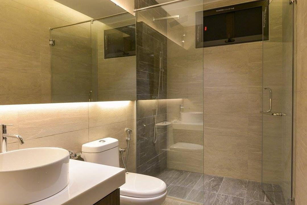 Taman Taynton View, Cheras, Torch Empire, Bathroom, Landed, Sink, Indoors, Interior Design, Room, Appliance, Electrical Device, Oven