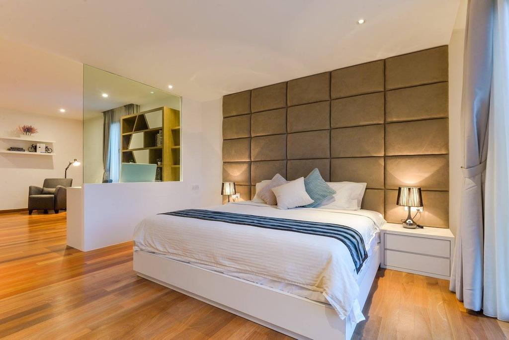 Landed, Taman Taynton View, Cheras, Interior Designer, Torch Empire, Bed, Furniture, Indoors, Interior Design