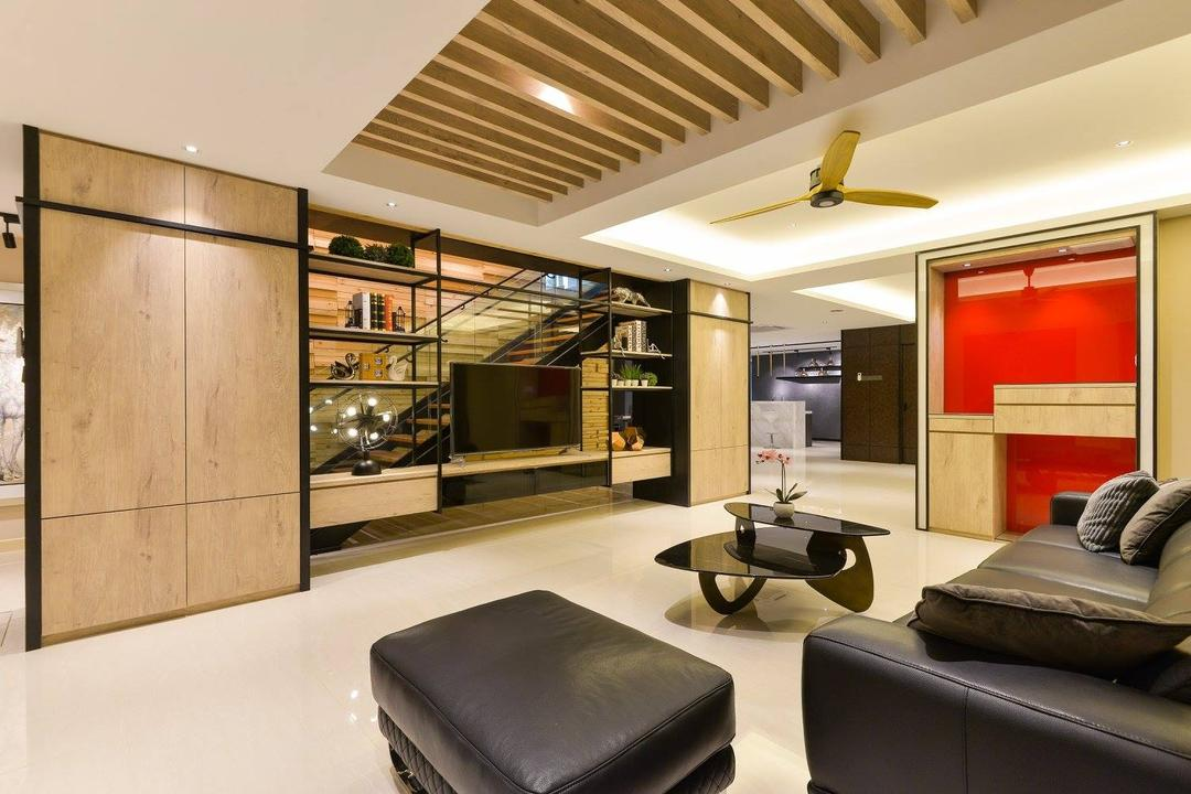 Taman Taynton View, Cheras, Torch Empire, Living Room, Landed, Coffee Table, Furniture, Table, Chair, Dining Table, Indoors, Room