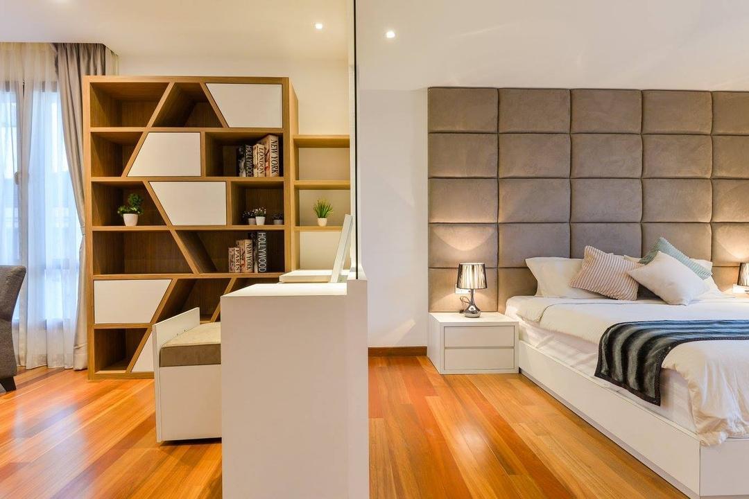 Taman Taynton View, Cheras, Torch Empire, Bedroom, Landed, Flooring, Indoors, Interior Design, Bookcase, Furniture, Shelf