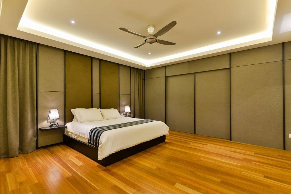 Landed, Taman Taynton View, Cheras, Interior Designer, Torch Empire, Indoors, Interior Design, Light Fixture