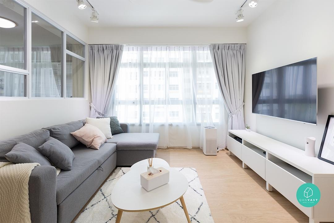 Unique 4-room HDB ideas