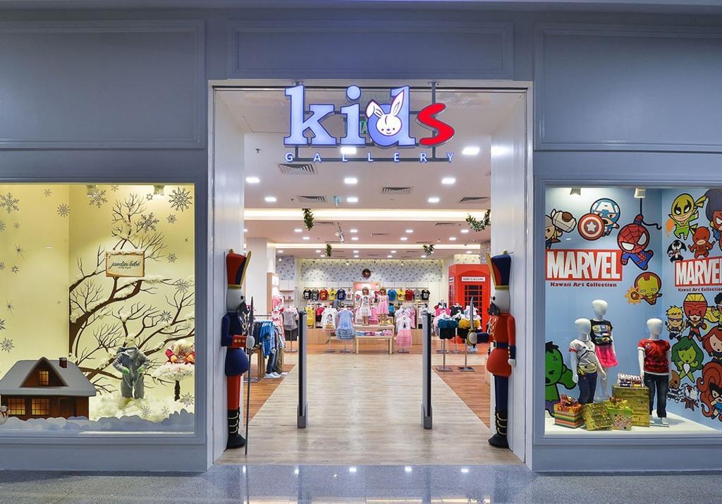 Kid's Gallery, Commercial, Interior Designer, Spazio Design Sdn Bhd, Traditional, Departmental Store, Kids, Clothes, Clothing, Store, Clothing Store, Art, Modern Art, Shop