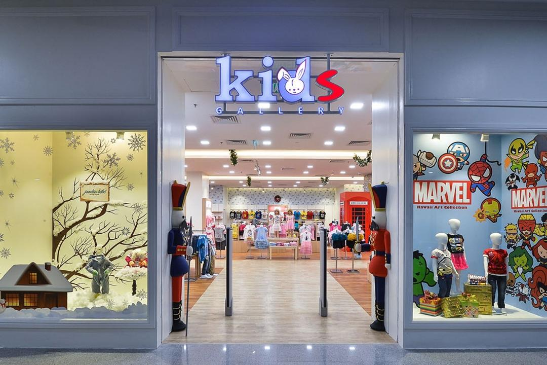 Kid's Gallery, Spazio Design Sdn Bhd, Traditional, Commercial, Departmental Store, Kids, Clothes, Clothing, Store, Clothing Store, Art, Modern Art, Shop