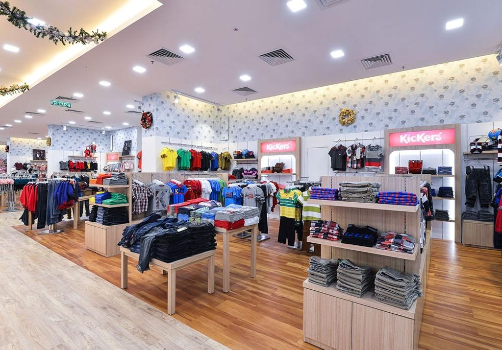 Kid's Gallery, Commercial, Interior Designer, Spazio Design Sdn Bhd, Traditional, Clothes, Clothing, Departmental Store, Kids, Store, Clothing Store, Human, People, Person, Shop