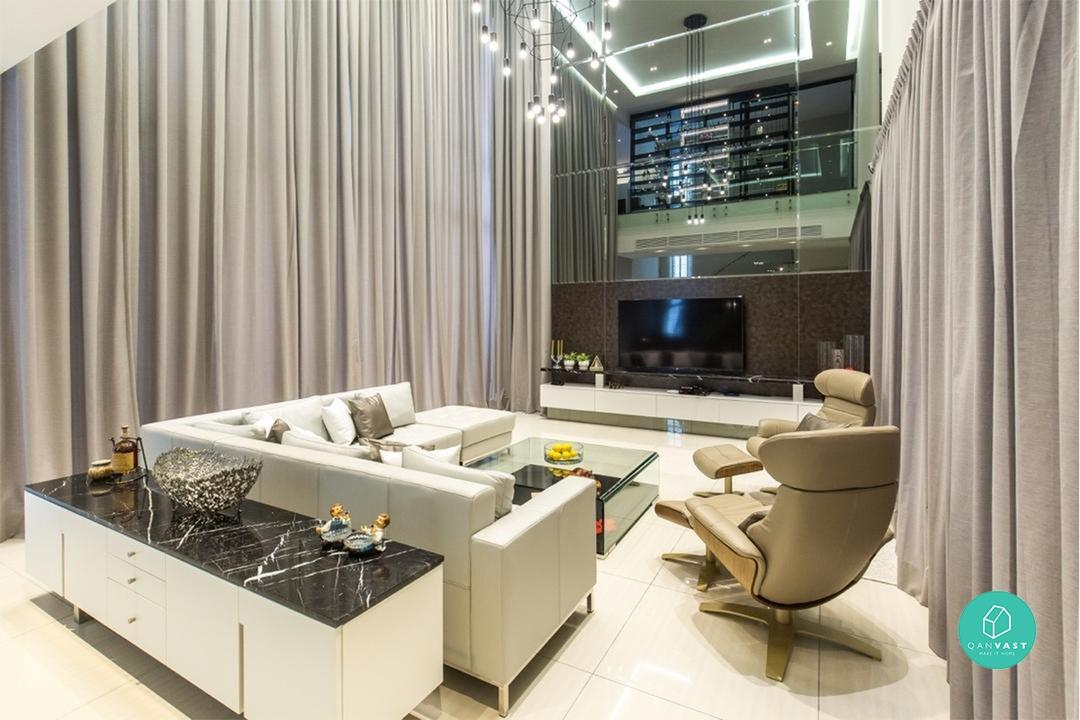 Living Room Ideas in Malaysia