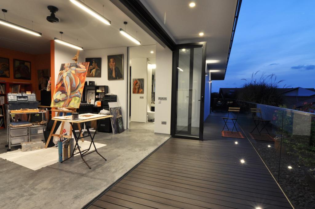 Modern, Landed, Palm Drive, Architect, Kite Studio Architecture