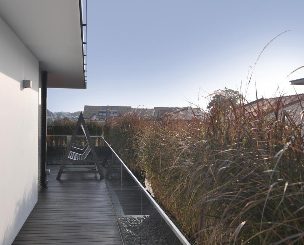 Modern, Landed, Balcony, Palm Drive, Architect, Kite Studio Architecture, Wood Floor, Boardwalk, Bridge, Building