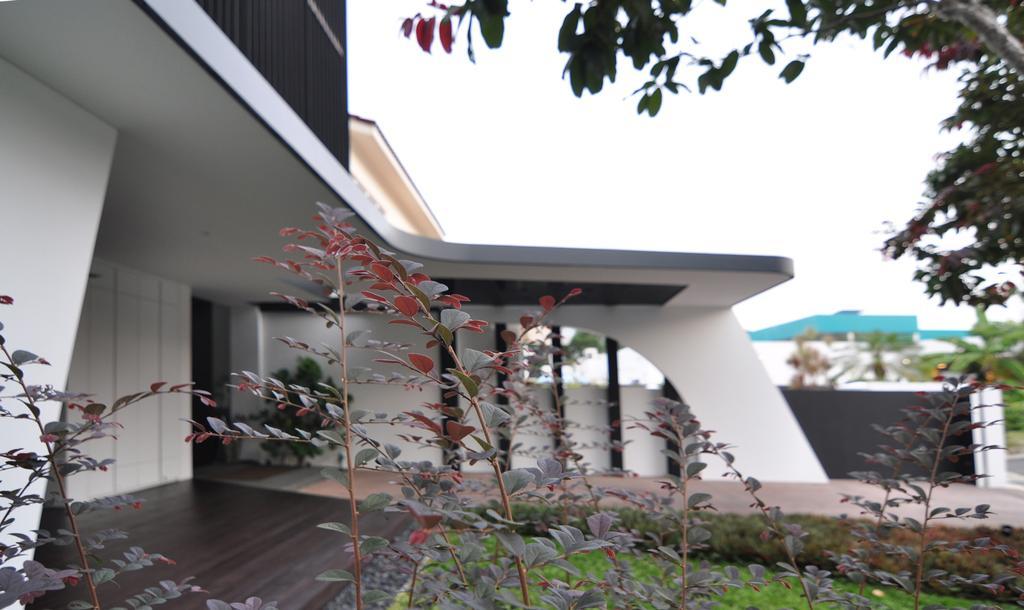 Modern, Landed, Garden, Palm Drive, Architect, Kite Studio Architecture, Plants, Flora, Jar, Plant, Potted Plant, Pottery, Vase