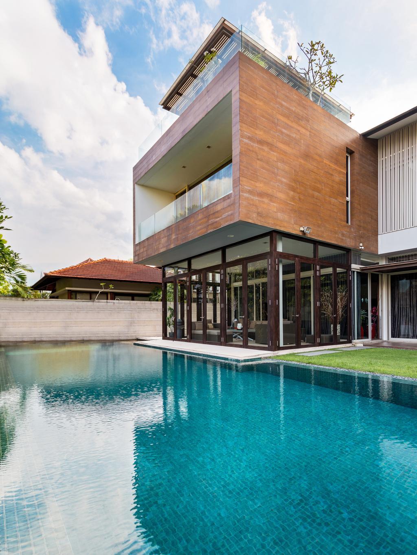 Modern, Landed, Cassia Drive, Interior Designer, Create, Building, House, Housing, Villa