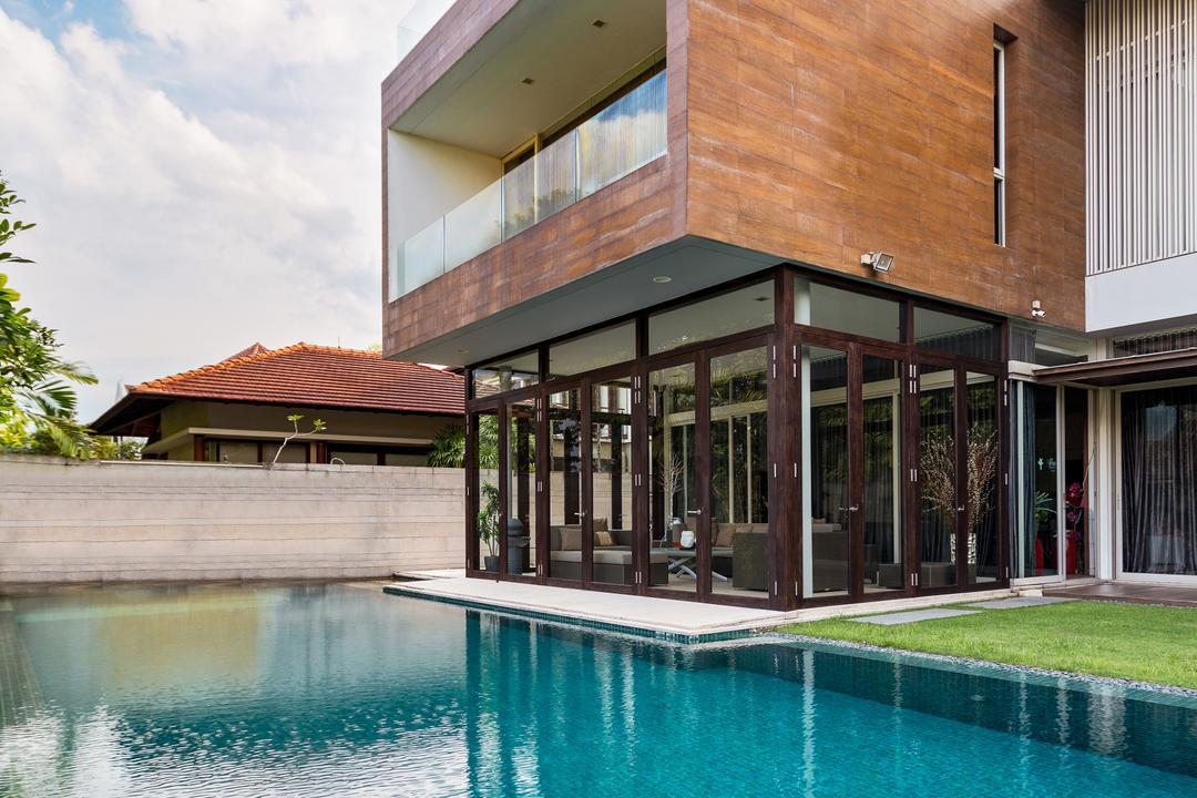 Cassia Drive, Create, Modern, Landed, Building, House, Housing, Villa