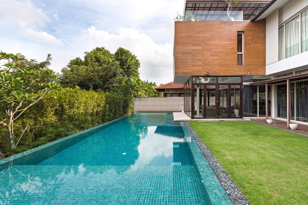 Modern, Landed, Cassia Drive, Interior Designer, Create, Building, Hotel, Pool, Resort, Swimming Pool, Water
