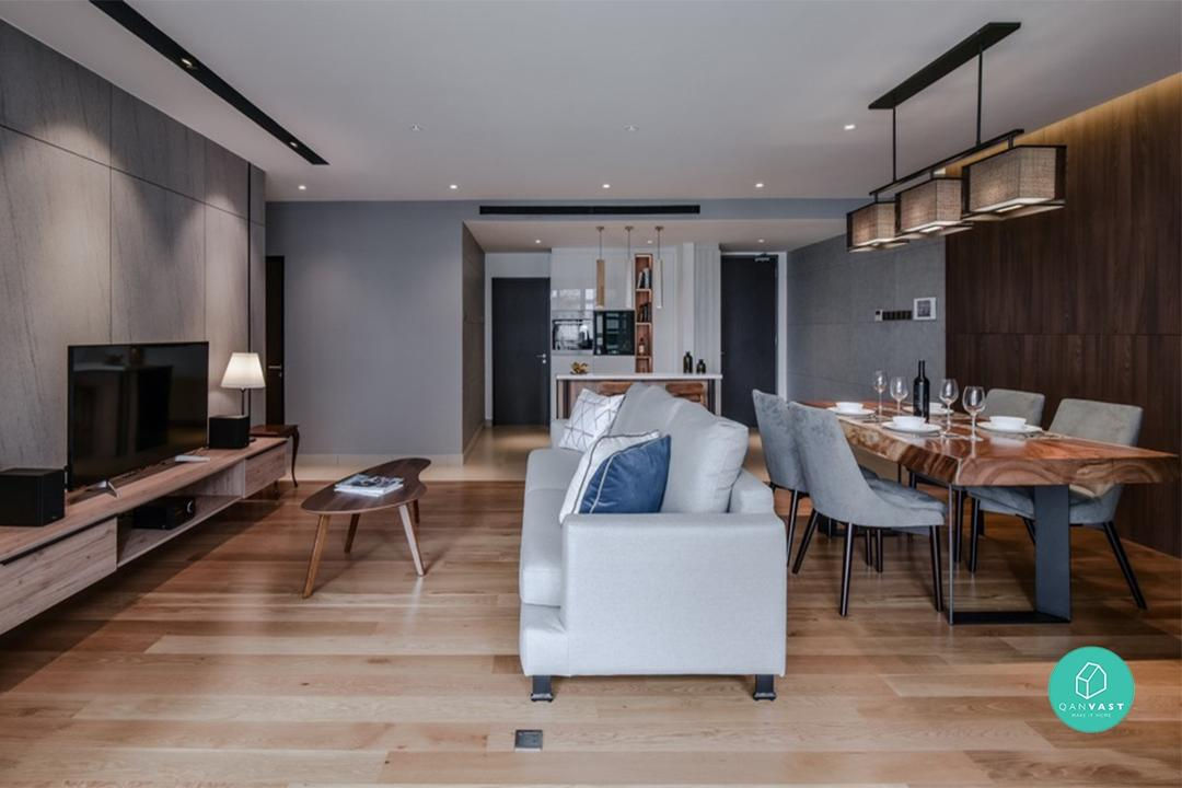 Small Dining Room Ideas Design Malaysia