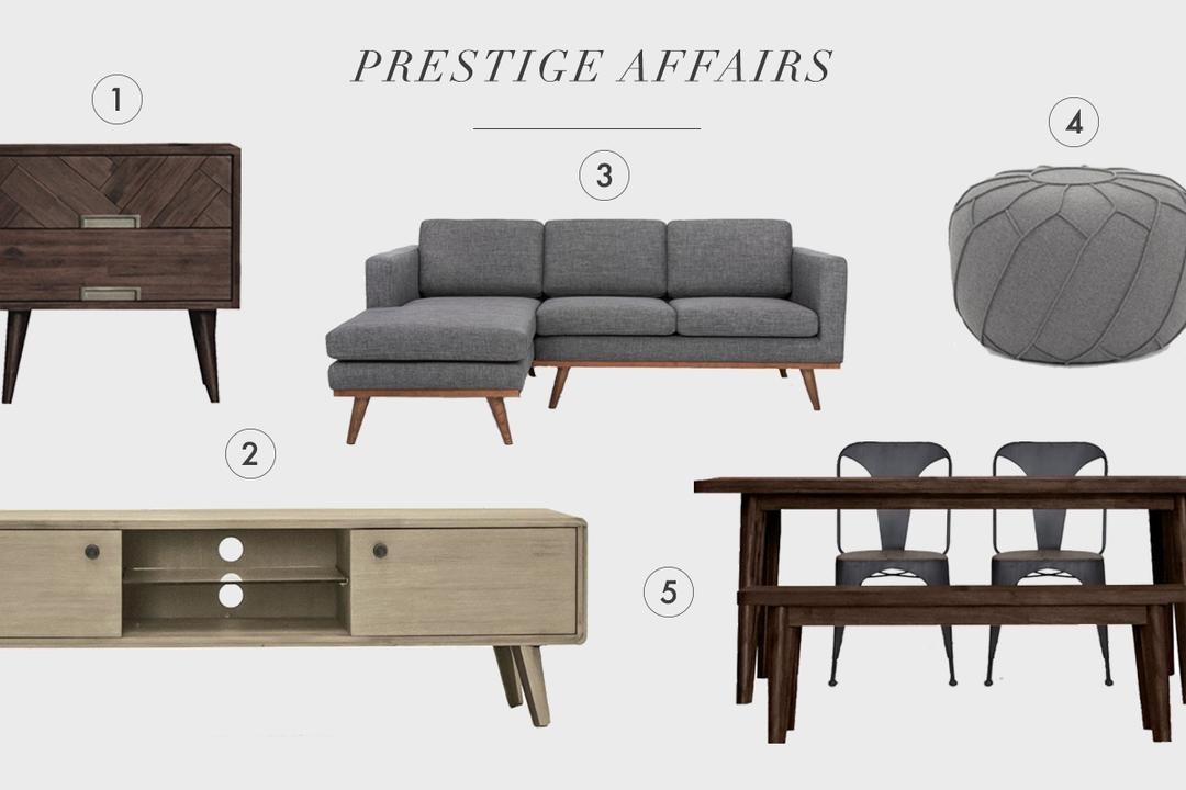 Affordable Furniture Stores Singapore