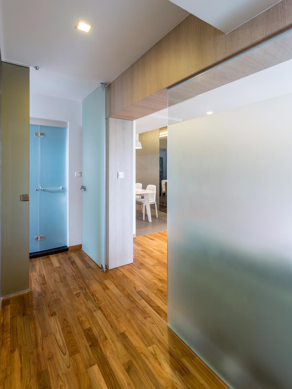 Scandinavian, HDB, Redhill Road, Interior Designer, erstudio, Floor