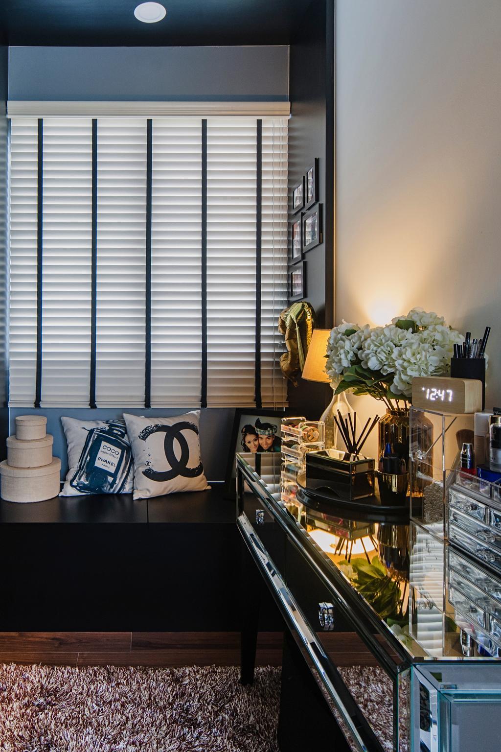 Contemporary, Condo, Bellewoods, Interior Designer, Cozy Ideas Interior Design, Flora, Jar, Plant, Potted Plant, Pottery, Vase, Appliance, Electrical Device, Oven