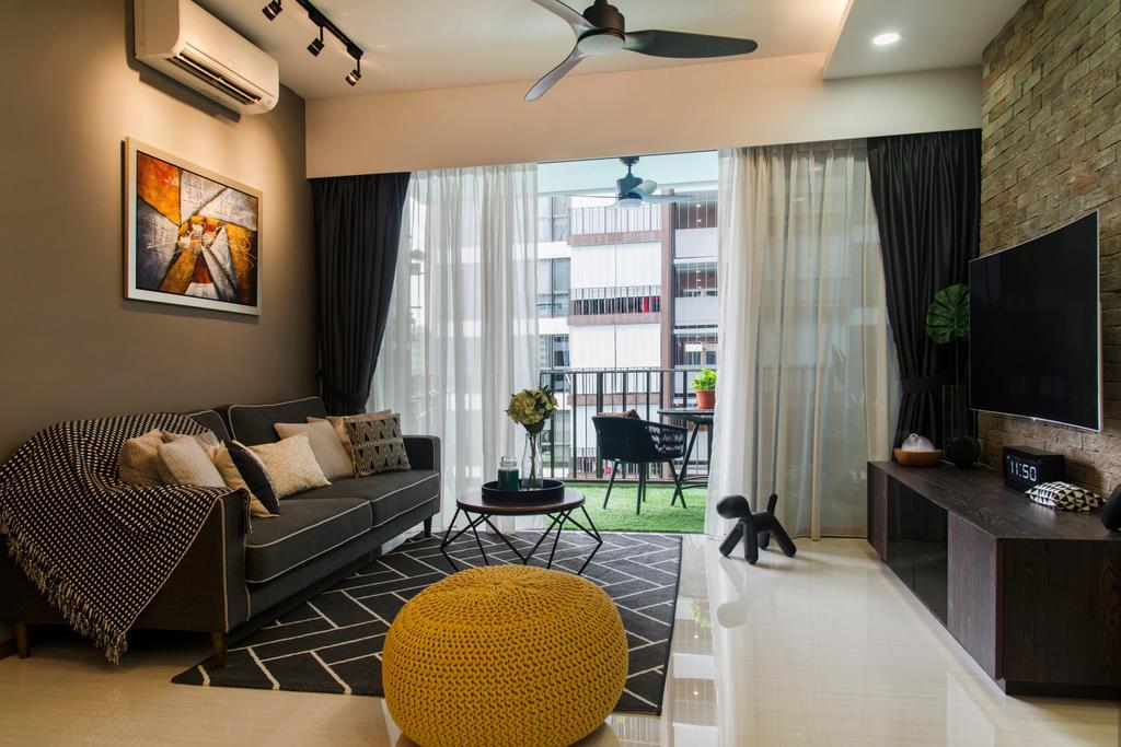 Contemporary, Condo, Living Room, Bellewoods, Interior Designer, Cozy Ideas Interior Design, Chair, Furniture, Art, Art Gallery, Indoors, Room, Dining Room, Interior Design