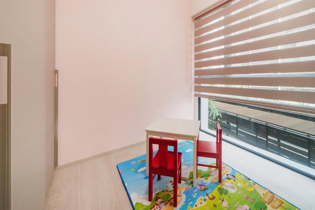 Scandinavian, Condo, Bellewaters, Interior Designer, Cozy Ideas Interior Design, Chair, Furniture