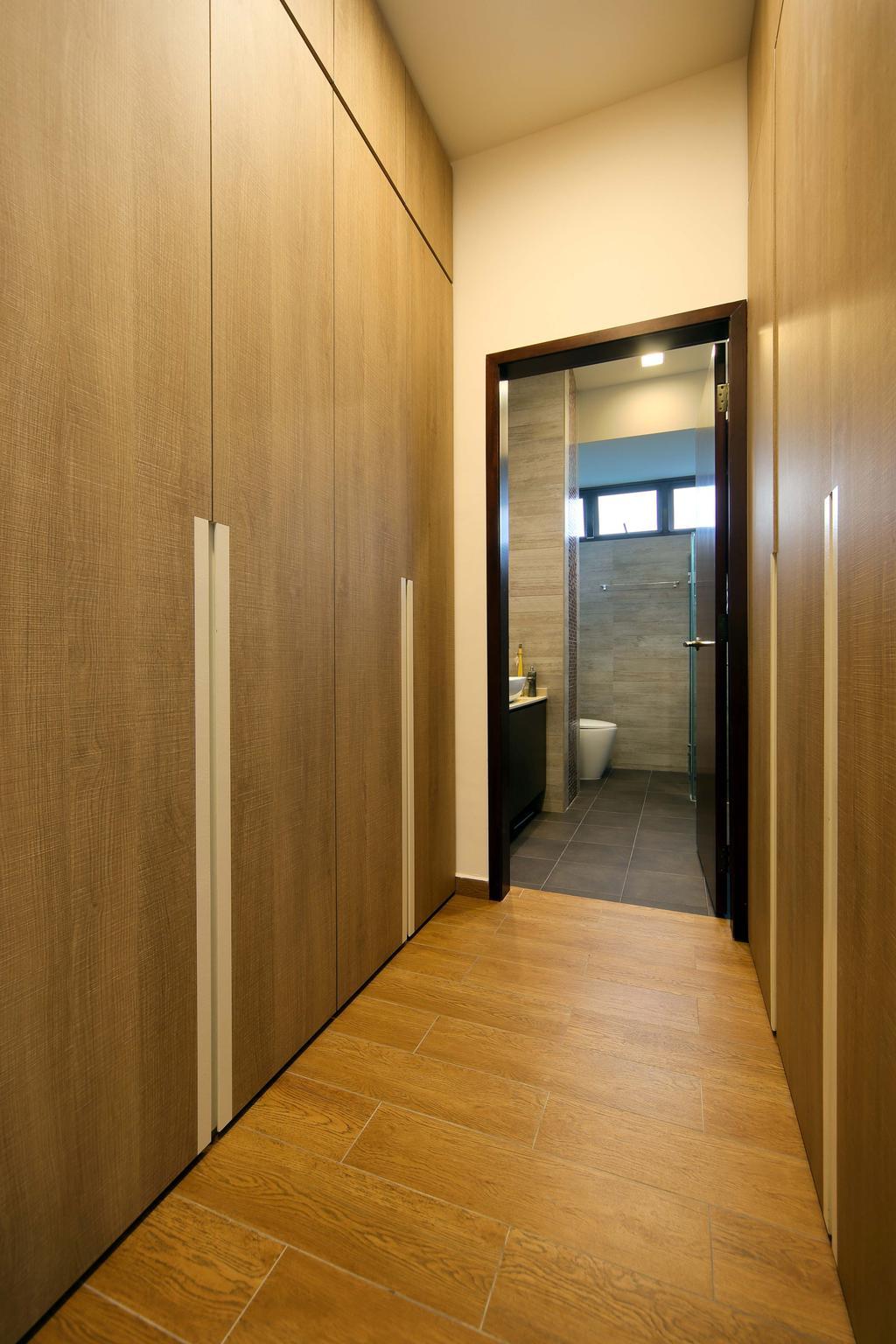Eclectic, Condo, Bedroom, Hillcrest, Interior Designer, Yonder, Wood Floor, Walk In Wardrobe, Toielt, Cupboards, Wardrobe, Wood, Bathroom, Indoors, Interior Design, Room, Floor