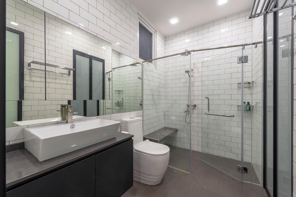 Modern, Condo, Bathroom, Heritage East, Interior Designer, DS 2000 Interior & Design, Indoors, Interior Design, Room
