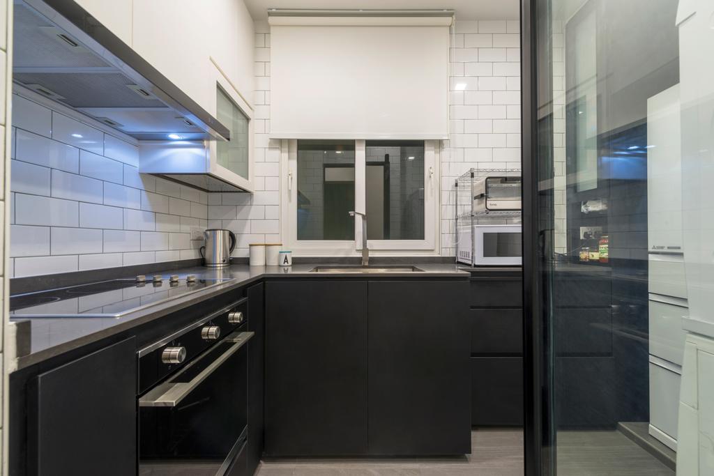 Modern, Condo, Kitchen, Heritage East, Interior Designer, DS 2000 Interior & Design, Indoors, Interior Design, Room