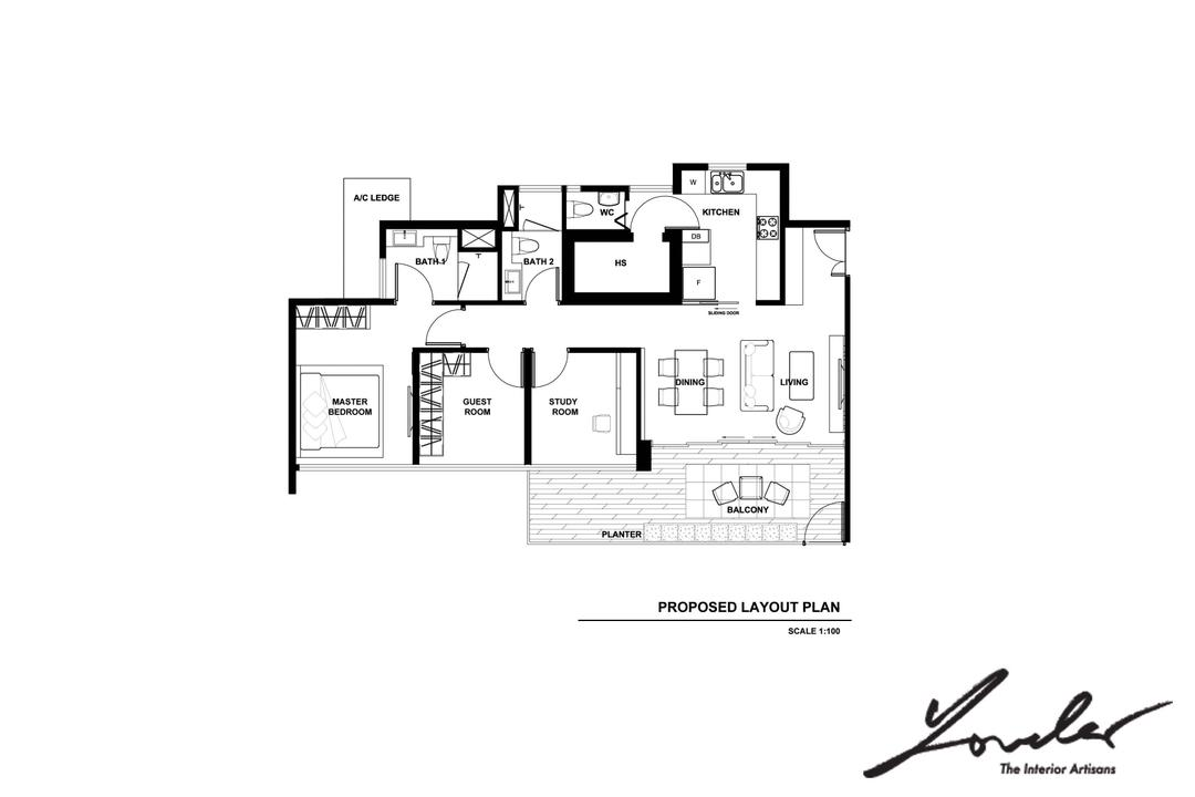 Scala, Yonder, Contemporary, Condo, Floor Plan, Autograph, Handwriting, Signature, Text, Diagram, Plan