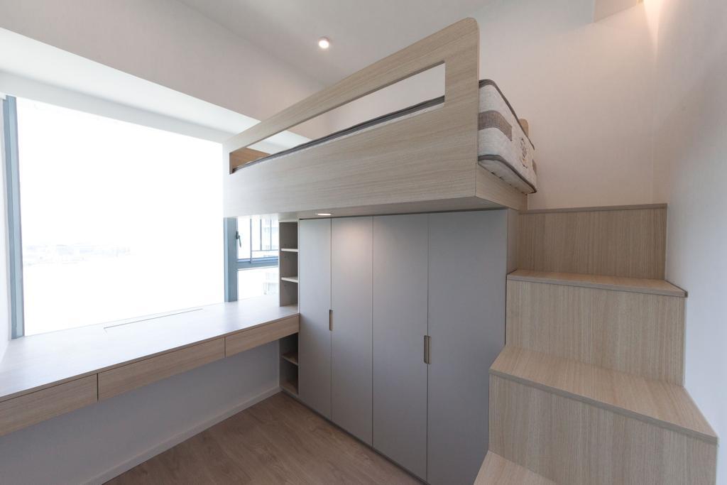 簡約, 私家樓, 嘉華星濤灣, 室內設計師, monoo interior Limited, 當代, Indoors, Interior Design