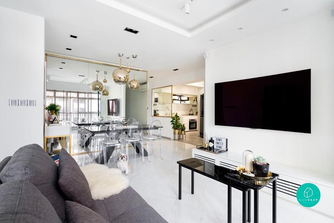 home flooring materials