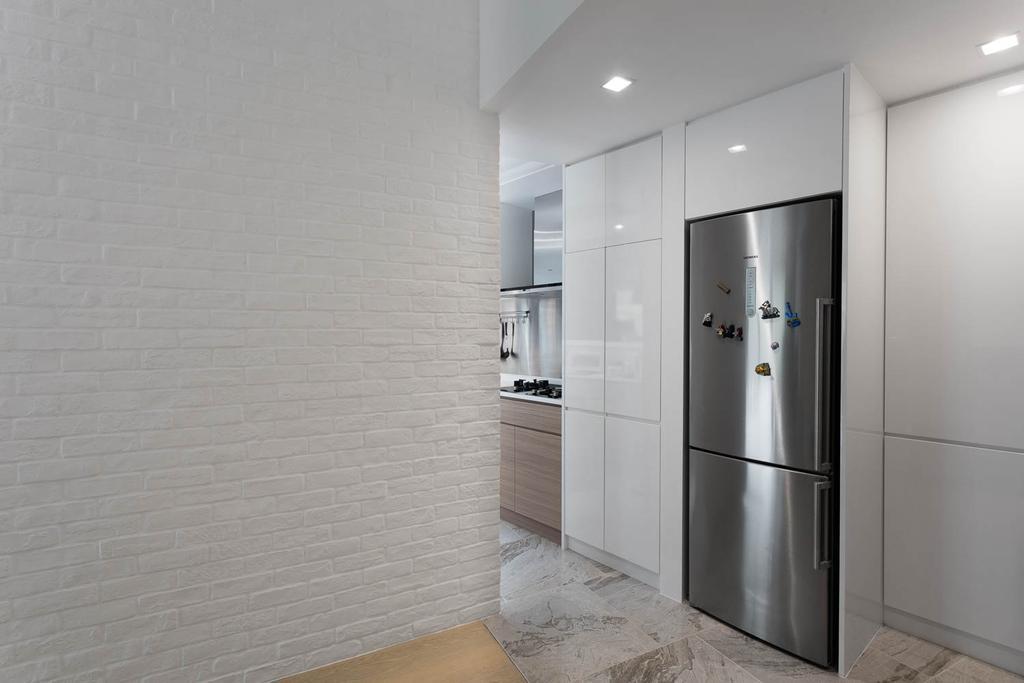 北歐, 私家樓, 廚房, 玖瓏山, 室內設計師, Fixonic Interior Design & Construction