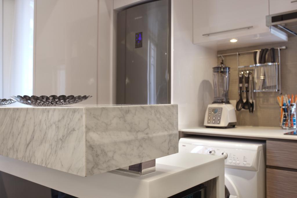 私家樓, 廚房, 宇宙閣, 室內設計師, Fixonic Interior Design & Construction, Appliance, Dryer, Electrical Device