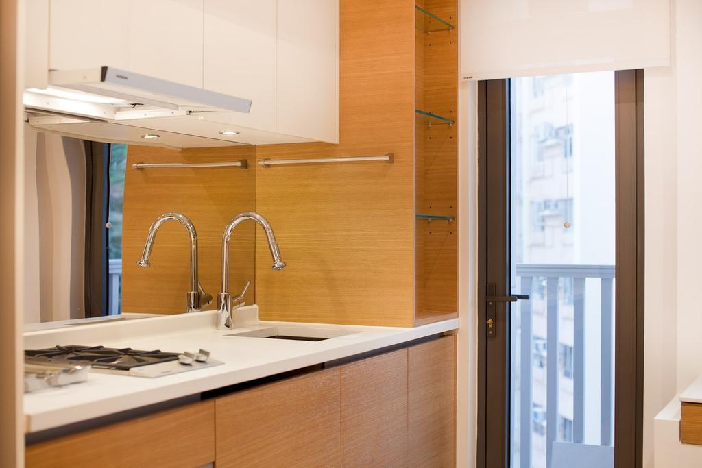 摩登, 私家樓, 廚房, 尚巒, 室內設計師, Fixonic Interior Design & Construction, Hydrant