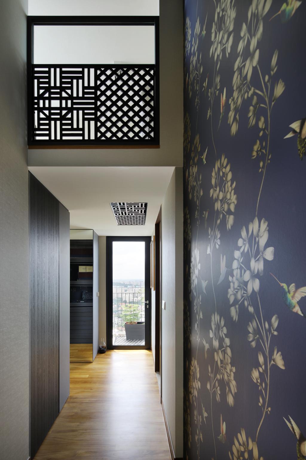 Eclectic, Condo, Eco Sanctuary, Interior Designer, Prozfile Design, Retro, Art, Floral Design, Graphic Design, Ornament