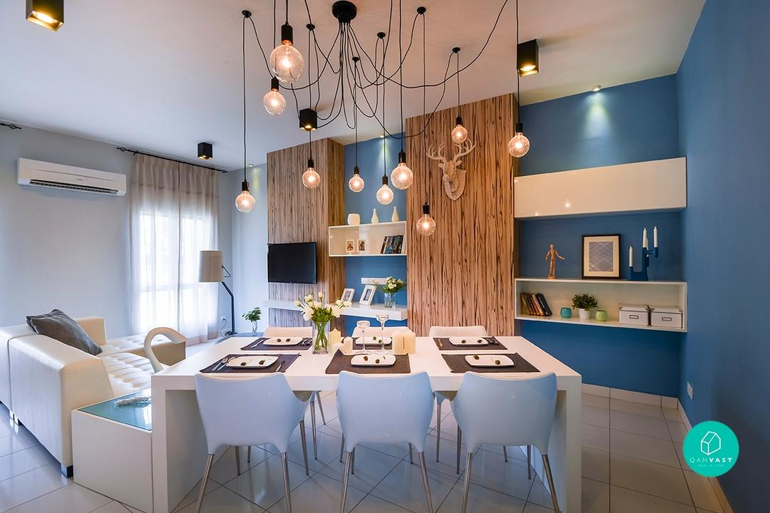 Interesting and uncommon colours for home