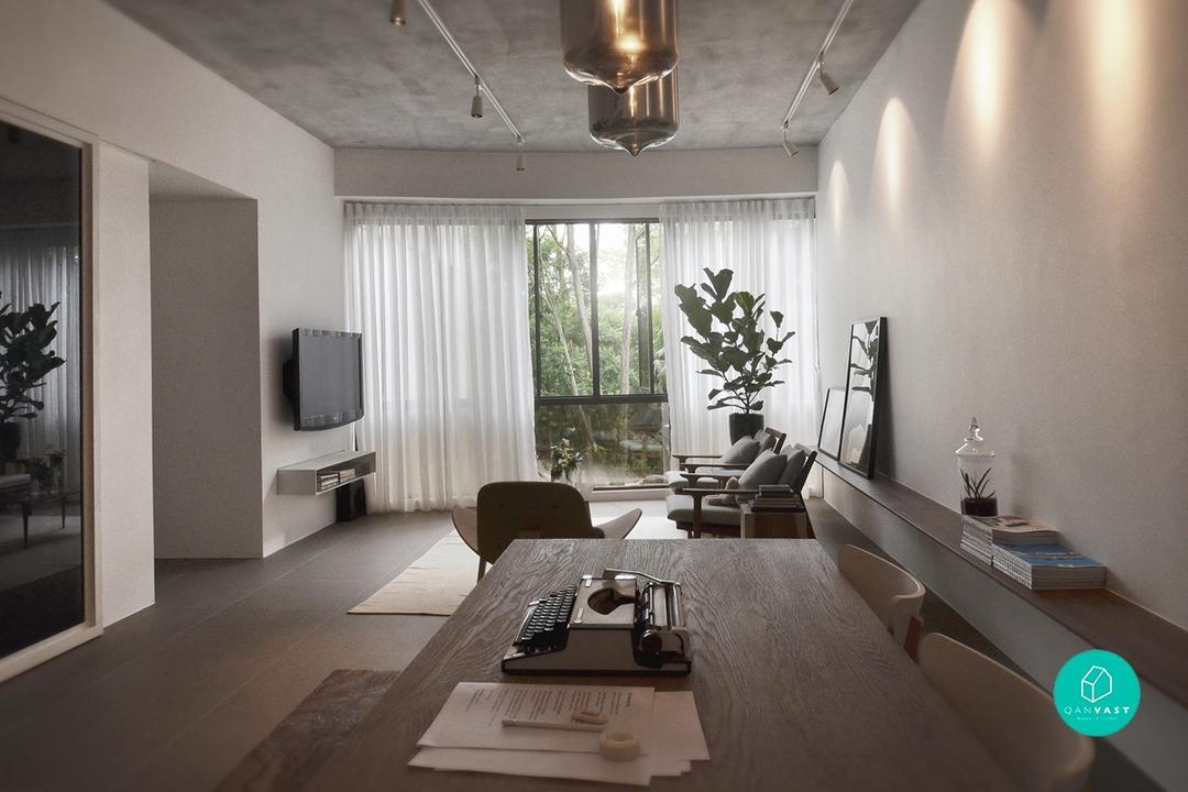 Wabi sabi living finding beauty in imperfection qanvast - Wabi sabi interior design ...