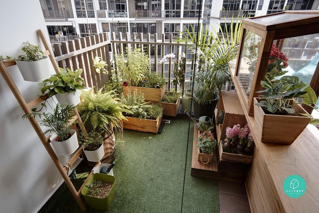 Smart planters for indoor gardening 2