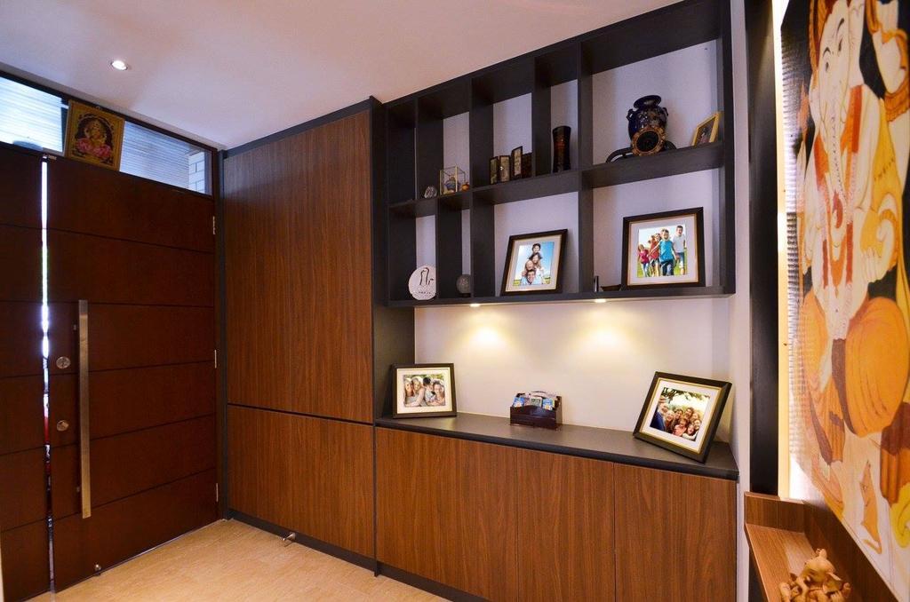 Minimalist, Landed, Villa Aseana, Interior Designer, Mega Fusion Design Studio, Indoors, Interior Design