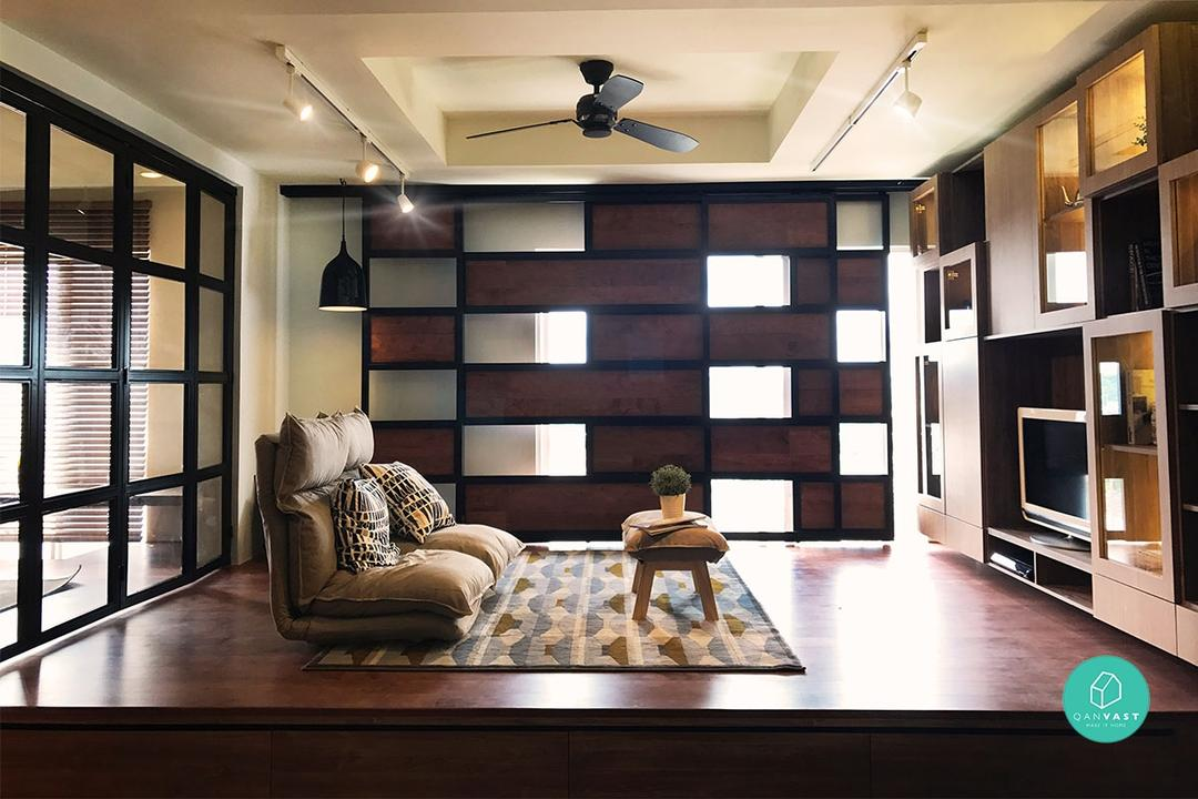 Clever Carpentry Ideas For Storage