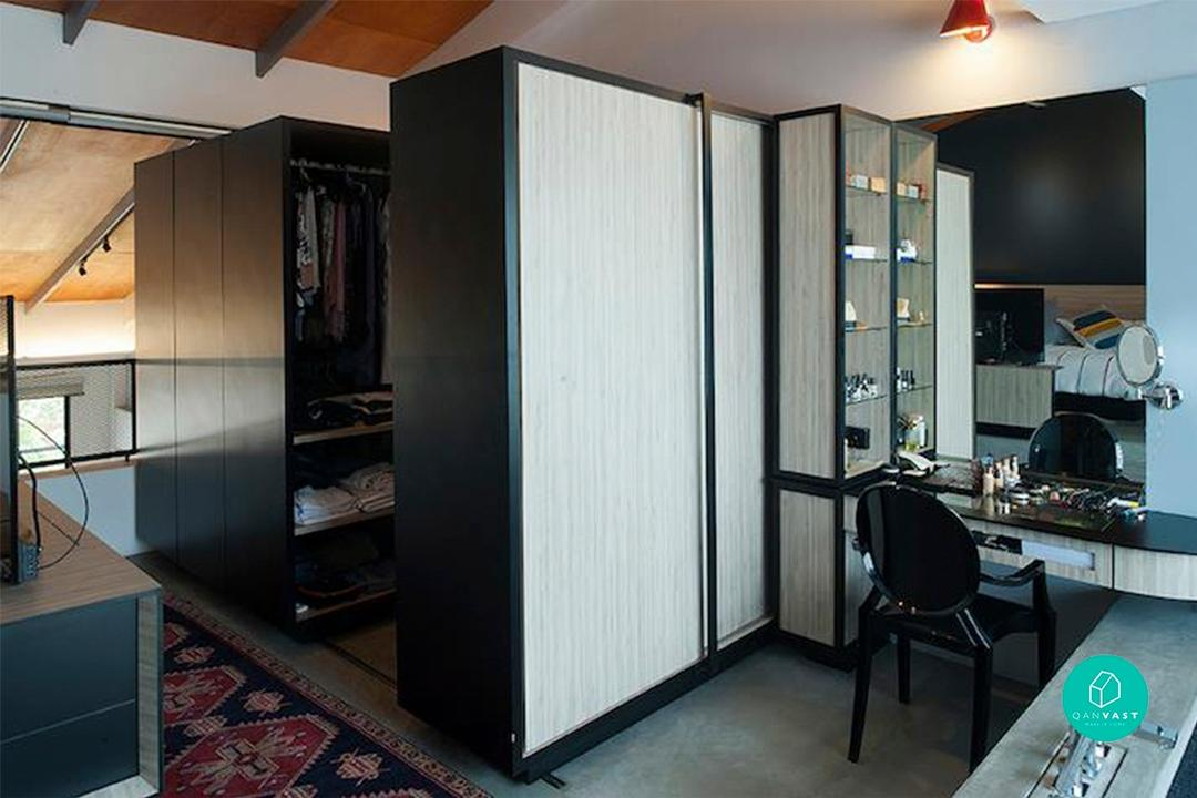 Clever Carpentry Ideas For Storage 6