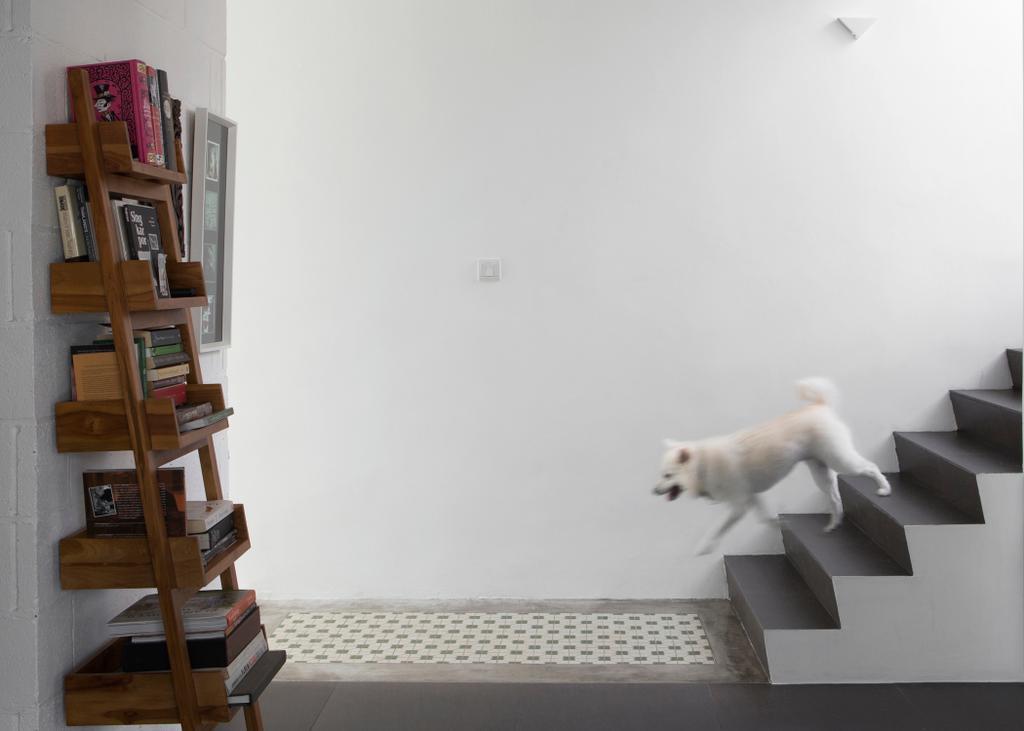 Modern, Landed, Living Room, Joo Chiat, Interior Designer, The Design Abode