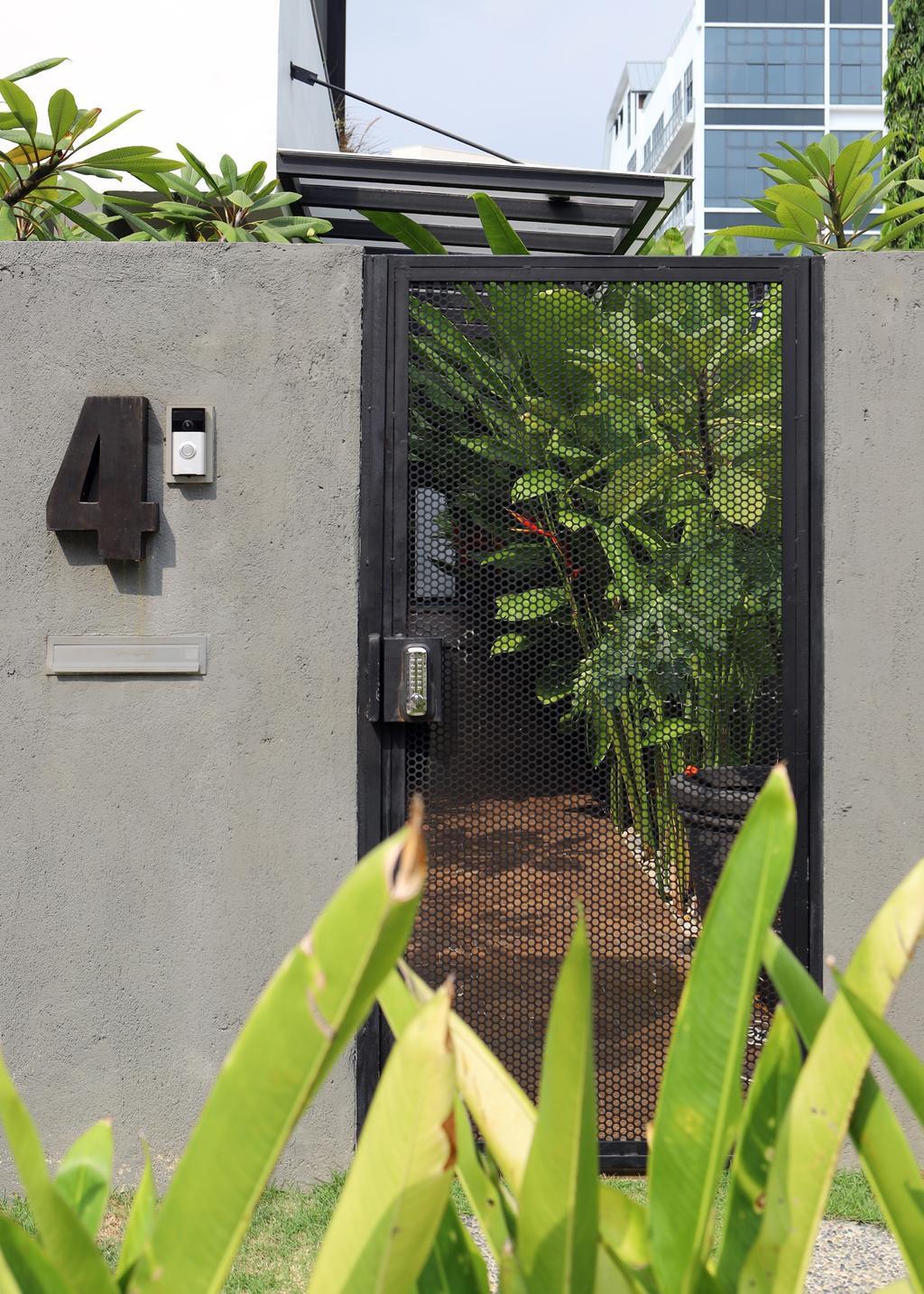 Modern, Landed, Joo Chiat, Interior Designer, The Design Abode, Electrical Device, Switch, Flora, Jar, Plant, Potted Plant, Pottery, Vase
