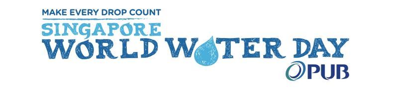 PUB World Water Day Singapore