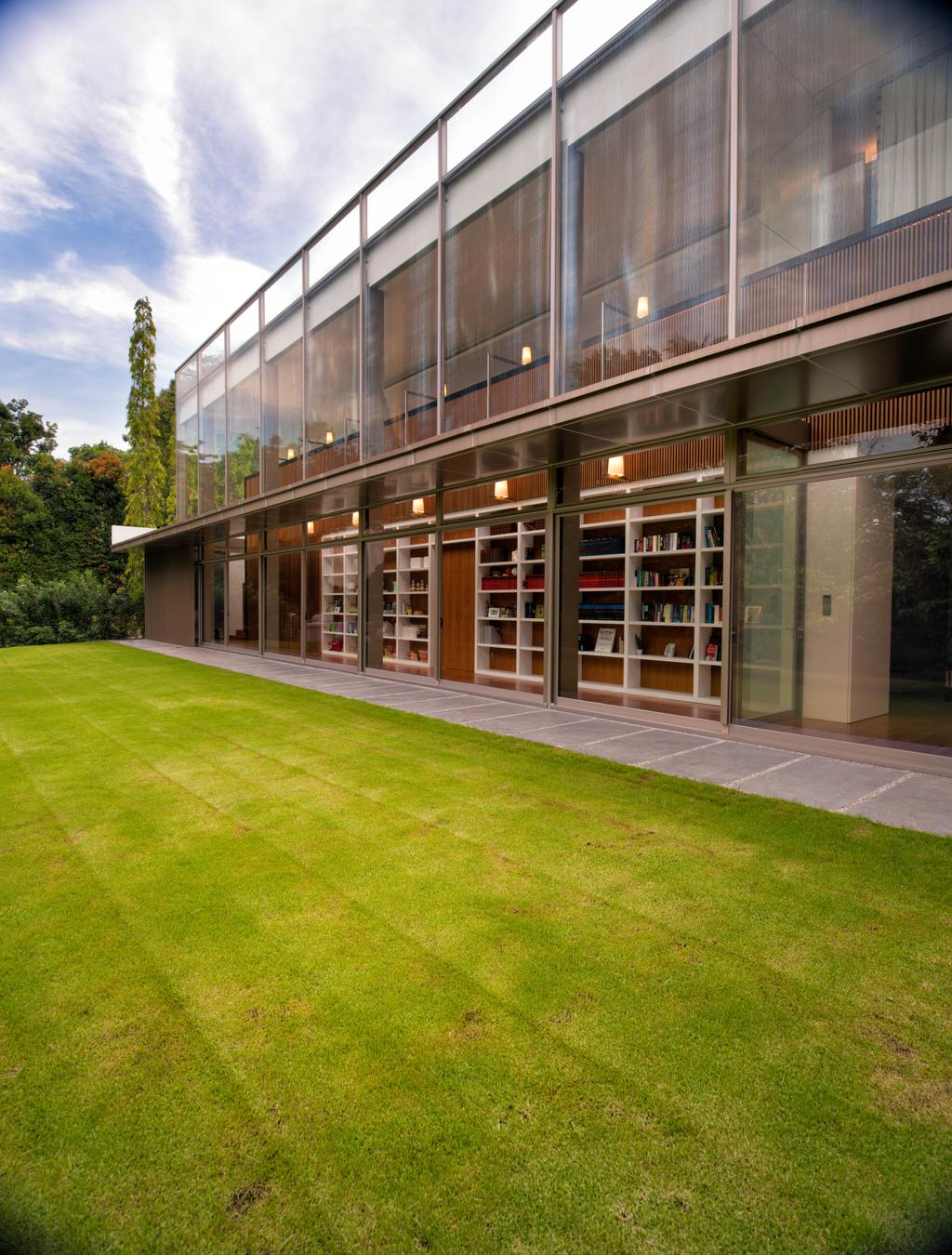 Modern, Landed, Queen Astrid Park, Architect, LLARK Architects, Building, Office Building