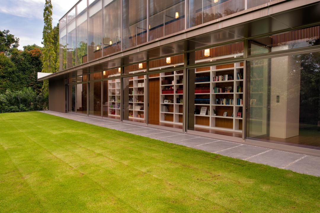 Queen Astrid Park, LLARK Architects, Modern, Landed, Building, Office Building
